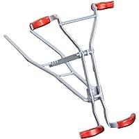 Tiamu Einstellbare Drehbare Kunststoff Angel Rute 3 Mount Rack Halter Halterung Boot Kanu Ruder Montage Satz Kayak Seiten Stangen Halter