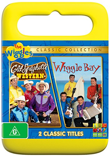 The Wiggles Cold Spaghetti Western / Wiggle Bay | NON-USA Format | PAL | Region 4 Import - ()