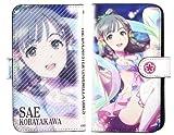 Idolmaster Cinderella Girls Kobayakawa Shaeda notebook type Sumahokesu