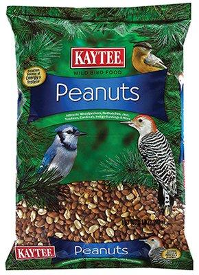 Kaytee Products 100033718 Peanuts Bird Food, 5-Lbs. - Quantity 8 by Kaytee