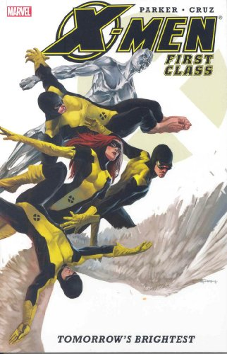 X-Men: First Class : Tomorrow's Brightest