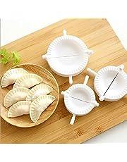 Aeromdale 3 pcs Presse Ravioli Pâte à Tarte à pâtisserie boulette Maker Empanadas Empanada Moule Moule Outil