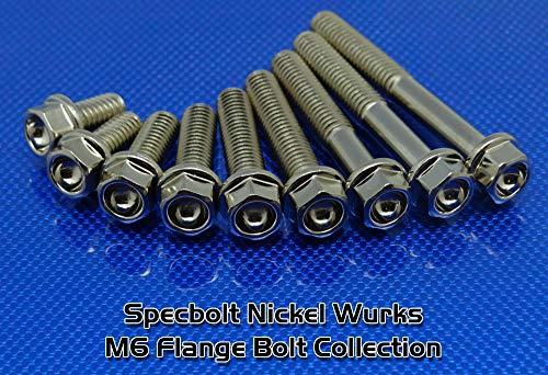 Specbolt Fasteners Nickel Wurks Bolt Kit Honda CR CRF 80 85 125 150 250 450 500 CRF250 CRF450 CR125 CR250 CR500 Titanium Looks at Affordable Price by Nickel Wurks (Image #1)