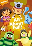 Nickelodeon - All About Fall (With Free Cinch Sack) with Episodes From Yo Gabba Gabba, Dora the Explorer, Blues Clues and Wonder Pets!