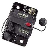 Bussmann CB185100 High-Amp Flush Mount Circuit Breaker