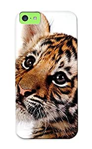 [RGQHVzq1447rNQSn]premium Phone Case For Iphone 5c/ Baby Tiger Tpu Case Cover