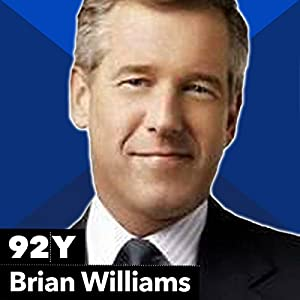 Brian Williams with Jonathan Tisch Speech