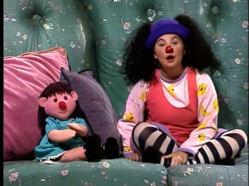The Big Comfy Couch - Season 3  Episode 1 - Give Yer Head a Shake