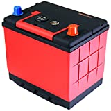 #3: LiFePO4 Deep Cycle Lithium Ion Battery for Freezing Cold Weather - Lightweight Fast Charge More Energy Harvested Lithium Iron Phosphate Battery for Solar,Car Audio,RV,Marine,Off Grid (65Ah (65D23L))