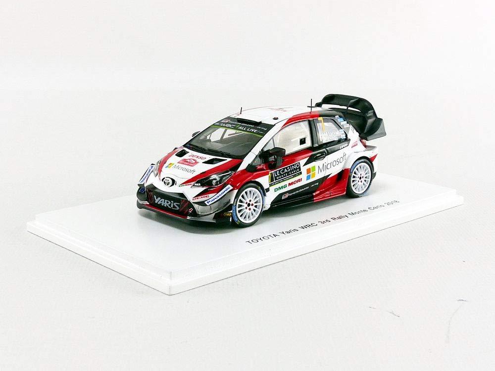 muchas sorpresas SPARK – Coche en Miniatura Miniatura Miniatura de colección, S5957, Color Blanco/Negro/Rojo  descuento