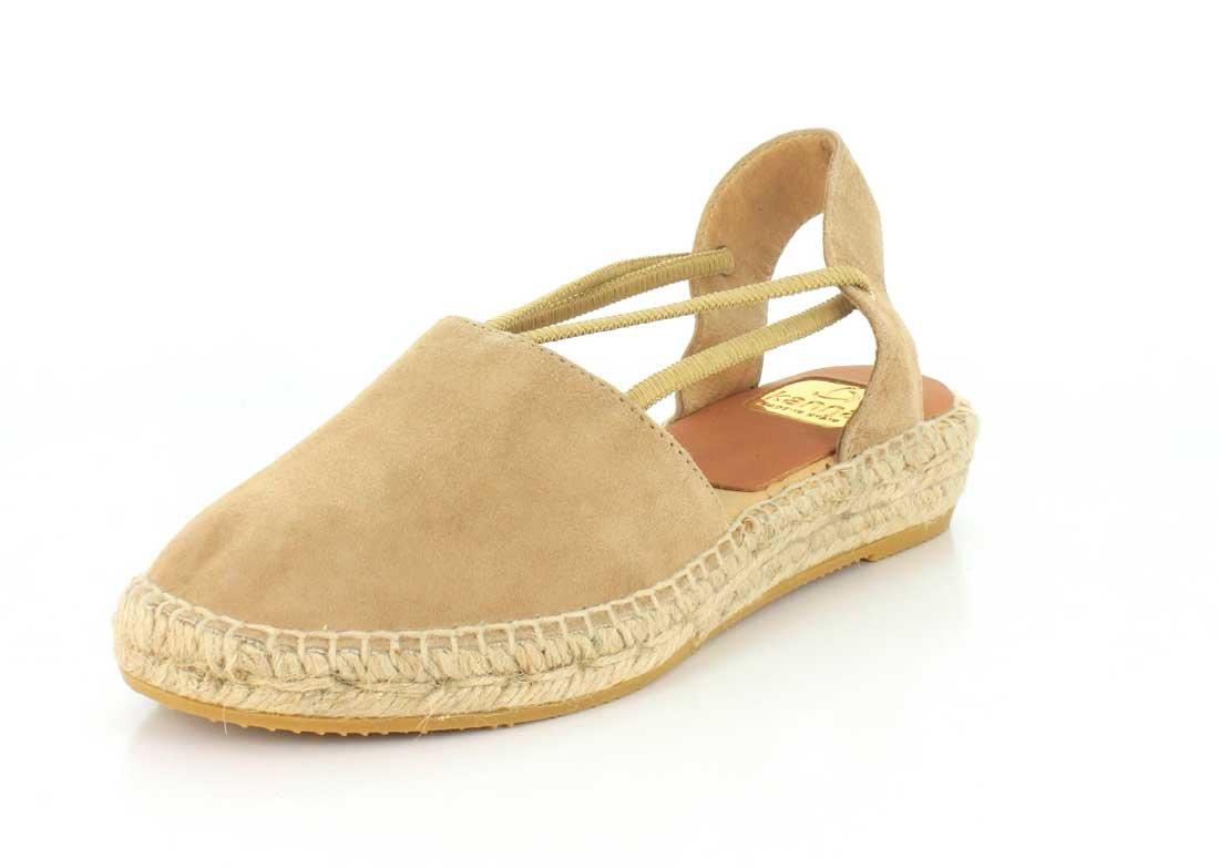 KANNA Womens KV4363 Sandal B071CJZRDP 37 M EU|Taupe