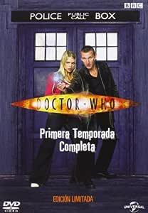 Doctor Who - 1ª Temporada [DVD]: Amazon.es: David Tennant, Matt ...