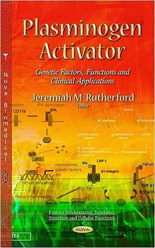 plasminogen activator function