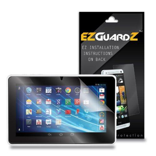 (2-Pack) EZGuardZ Tablet Screen Protector for HP 7