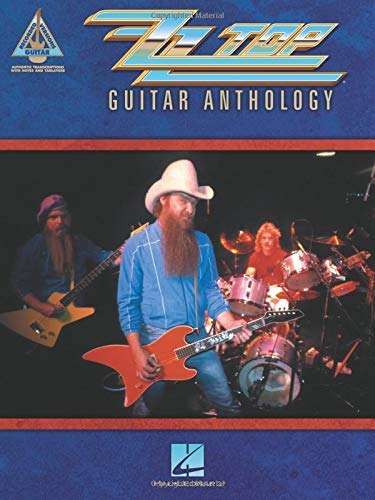 zz top songbook - 2