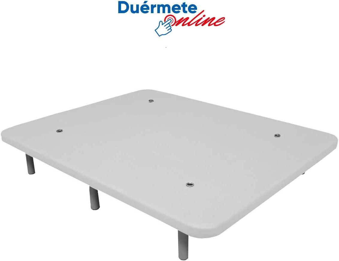 Duérmete Online Duérmete-Base Tapizada 3D Reforzada 5 ...