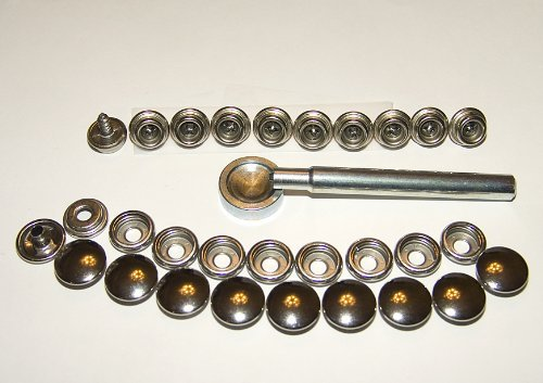 Canvas Replacement Stainless Steel Screw