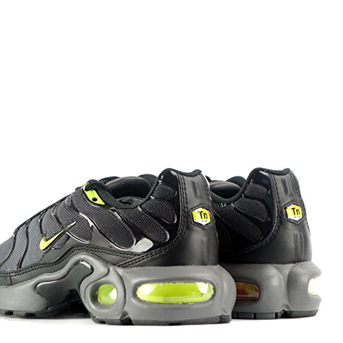 Nike - Zapatillas de tela para hombre Dark Grey/Volt-Black