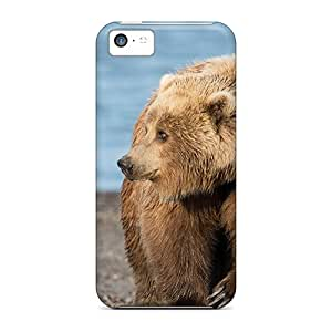 Awesome KEw2578ykPc BabyCat Defender Tpu Hard Case Cover For Iphone 5c- Traveler