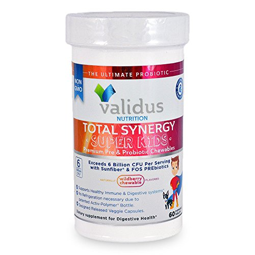 Validus Nutrition Gluten Free Dairy Free Prebiotic product image