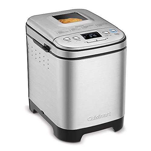 Cuisinart BMKR-220PC Fully Automatic Compact Bread Maker, 2-Pound