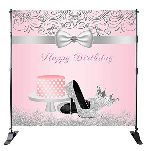 8ft high backdrop package - 4