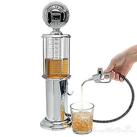 Compra Changyin Bomba de Gas Bar Drinking Alcohol dispensador de licores, Vintage Bomba de agua potable dispensador en Amazon.es