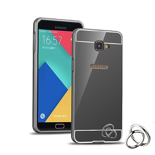 14 opinioni per HICASER Alluminio Metallo Custodia per Samsung Galaxy A3 (2016) A310 Lusso