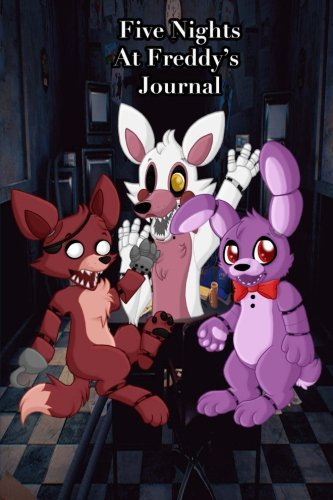 five-nights-at-freddys-journal-an-amazing-five-nights-at-freddys-journal-to-write-fanfiction-tips-se