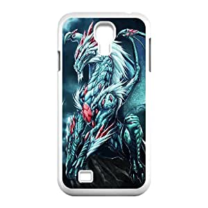 ANCASE Customized Dragon Pattern Protective Case Cover Skin for Samsung Galaxy S4 I9500