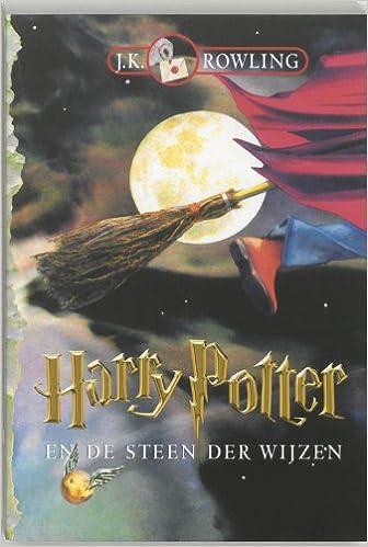 harry potter en de steen der wijzen j k rowling 9789076174082 amazon com books