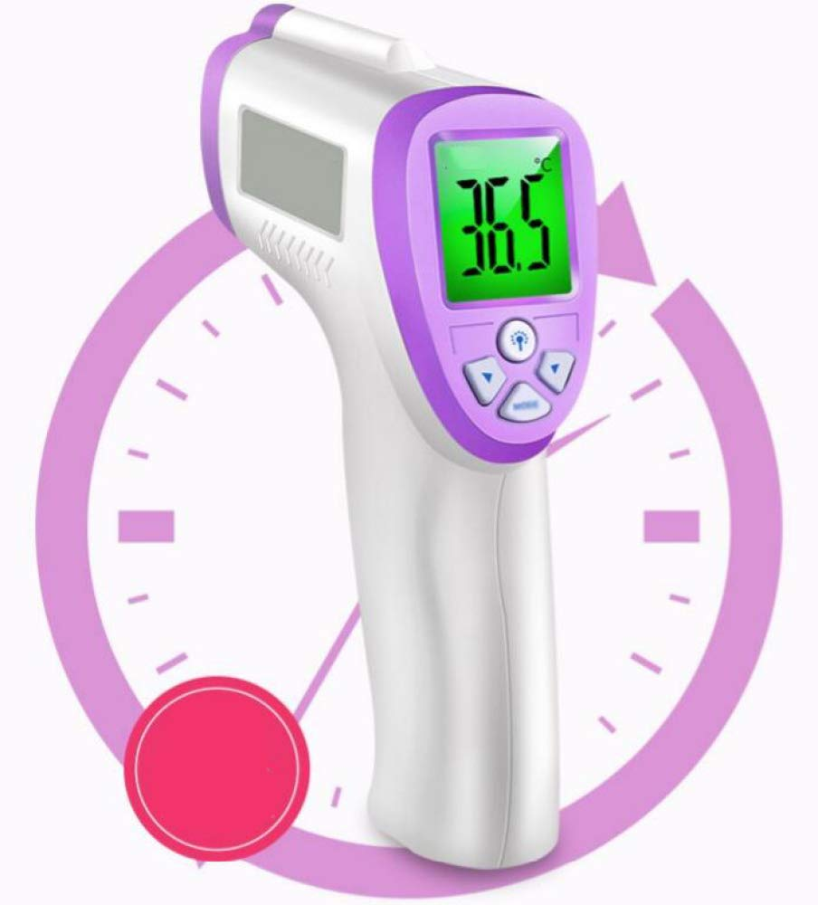 AWCP Czz Elektronisches Thermometer, Haushalt Kinder Stirn Präzision Infrarot Baby Thermometer, Thermometer