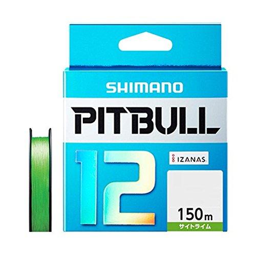 シマノ(SHIMANO) PEライン ピットブル 12本編み 150m PL-M52Rの商品画像