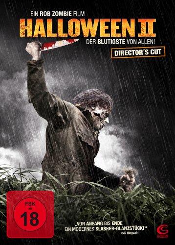 Rob Zombies Halloween II (Director's Cut) - (Rob Zombie Halloween 2 Dvd)