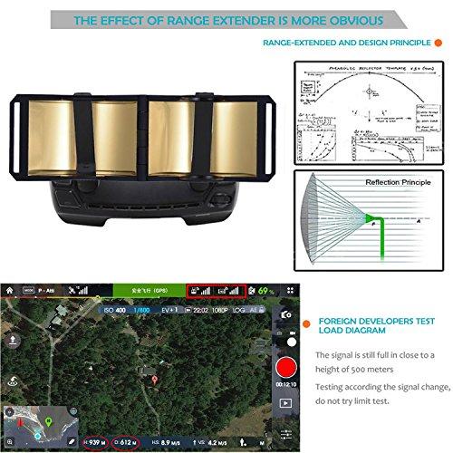 Iruis Dji Mavic Pro Mavic Air Spark Signal Booster