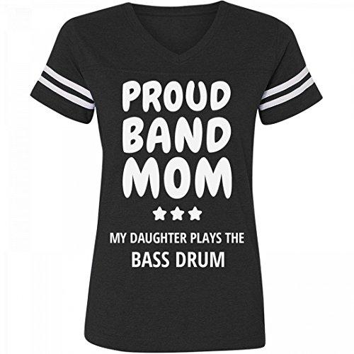 Rock Vintage Bass Drum - 9