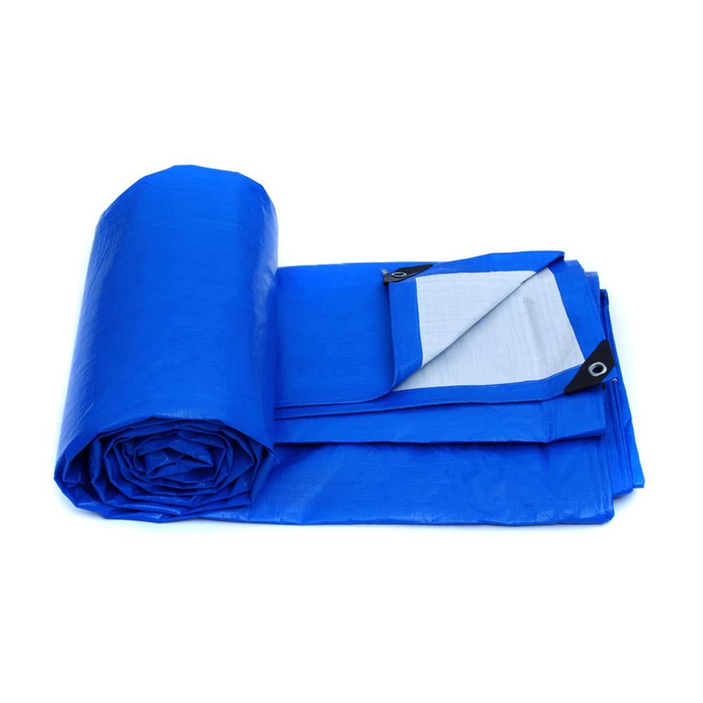 YONGYONG プラスチック防水用防水シート屋外用カバー防水性防水性防水シート (サイズ さいず : 6x4m) 6x4m  B07PBP1F3T