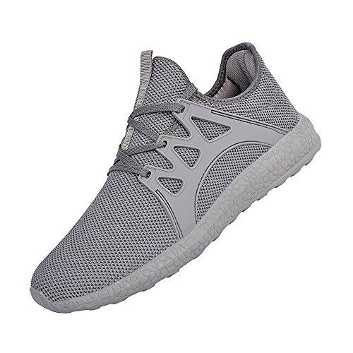 Image of Feetmat Men's Tennis Shoes Slip On Knit Walking Running Gym Shoes Sneaker for Boy
