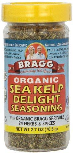 Bragg - Seasoning Sea Kelp Delight - 2.7 Oz (Pack Of 3)