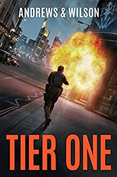 Tier One Thrillers Book ebook product image