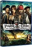Piratas del Caribe: En Mareas Misteriosas [DVD]