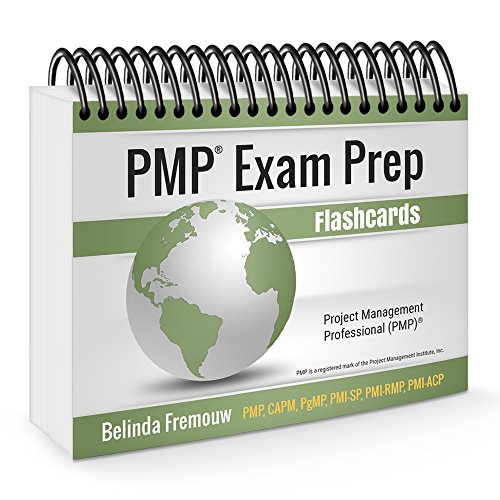 PMP Exam Prep Flashcards (PMBOK Guide, 5th Edition)