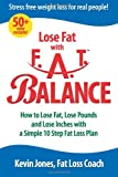 Lose Fat with Fat Balance, Kevin Jones, 0976899833