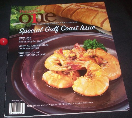 Penzeys ONE - The food magazine by & for everyone (Volume One, Issue Three) 2006 ()