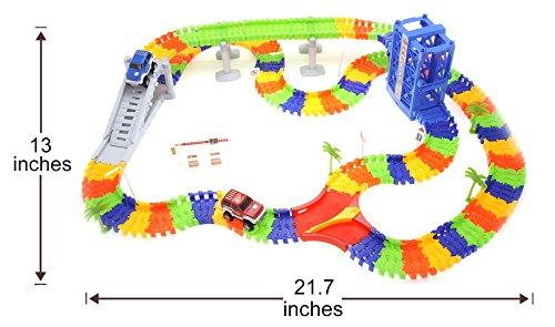 AZ Trading & Import TC689 Flexile Track Go
