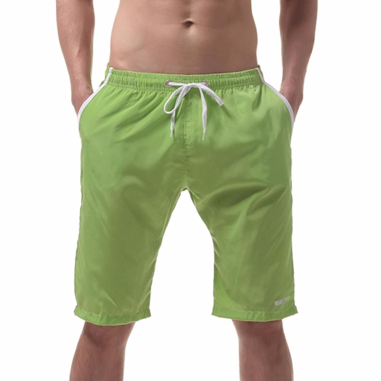 05f46f1873 Cinnamou Pantalones cortos para hombres Traje de baño Secado rápido  Beachwear Surfing Running Shorts de agua