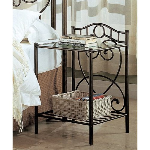 Coaster Home Furnishings 300162 Stand Antique