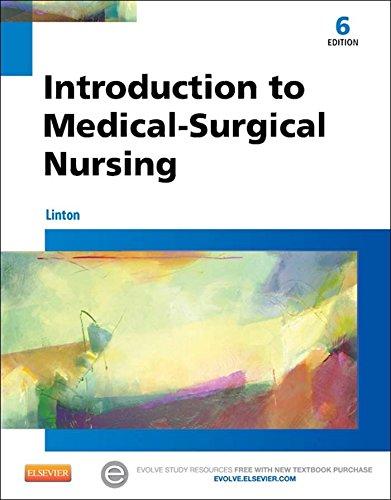 Introduction to Medical-Surgical Nursing Pdf