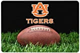 GameWear NCAA Auburn Tigers Classic Football Pet Bowl Mat, Large
