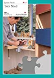 Active Minds 13 Piece Tool Shed Jigsaw Puzzle | Specialist Alzheimer's/Dementia Activities & Games